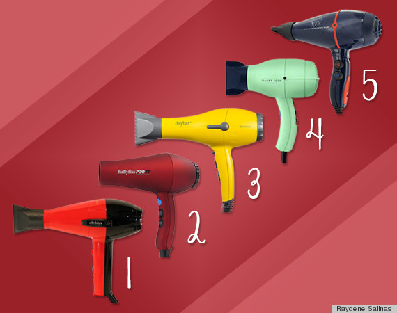 Best Hair Dryers The Top 5 Tools For Your Next Blowout At Home