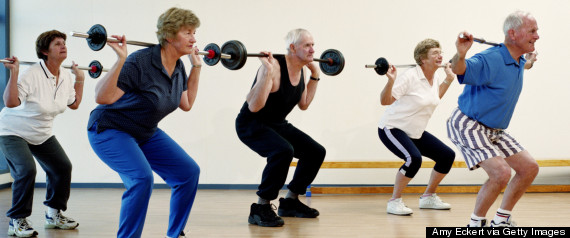 senior gym