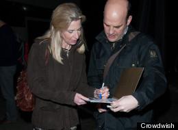 Hurrah! Katie Hopkins Signs Her Own Gagging Order