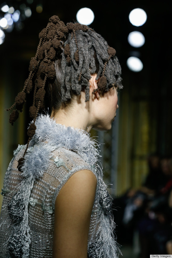 junka maeda paris fashion week