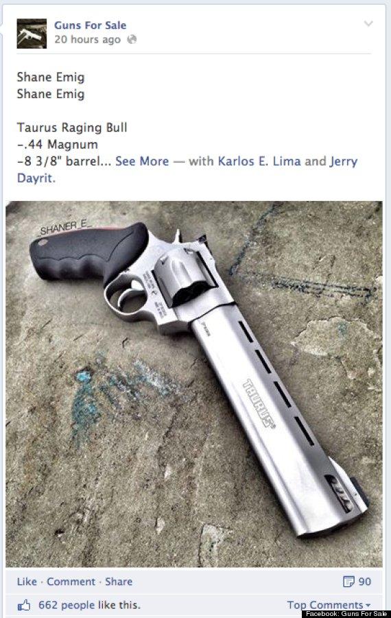 facebook guns