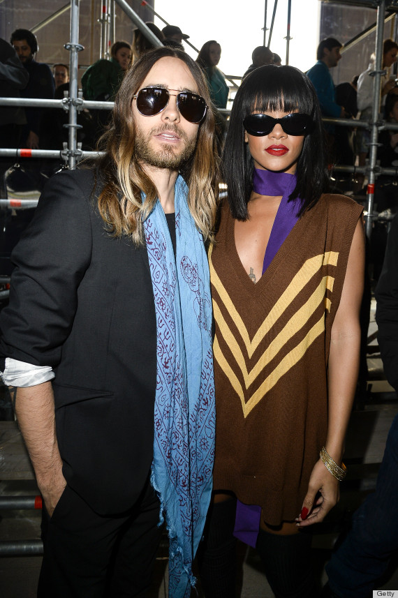 jared leto and rihanna