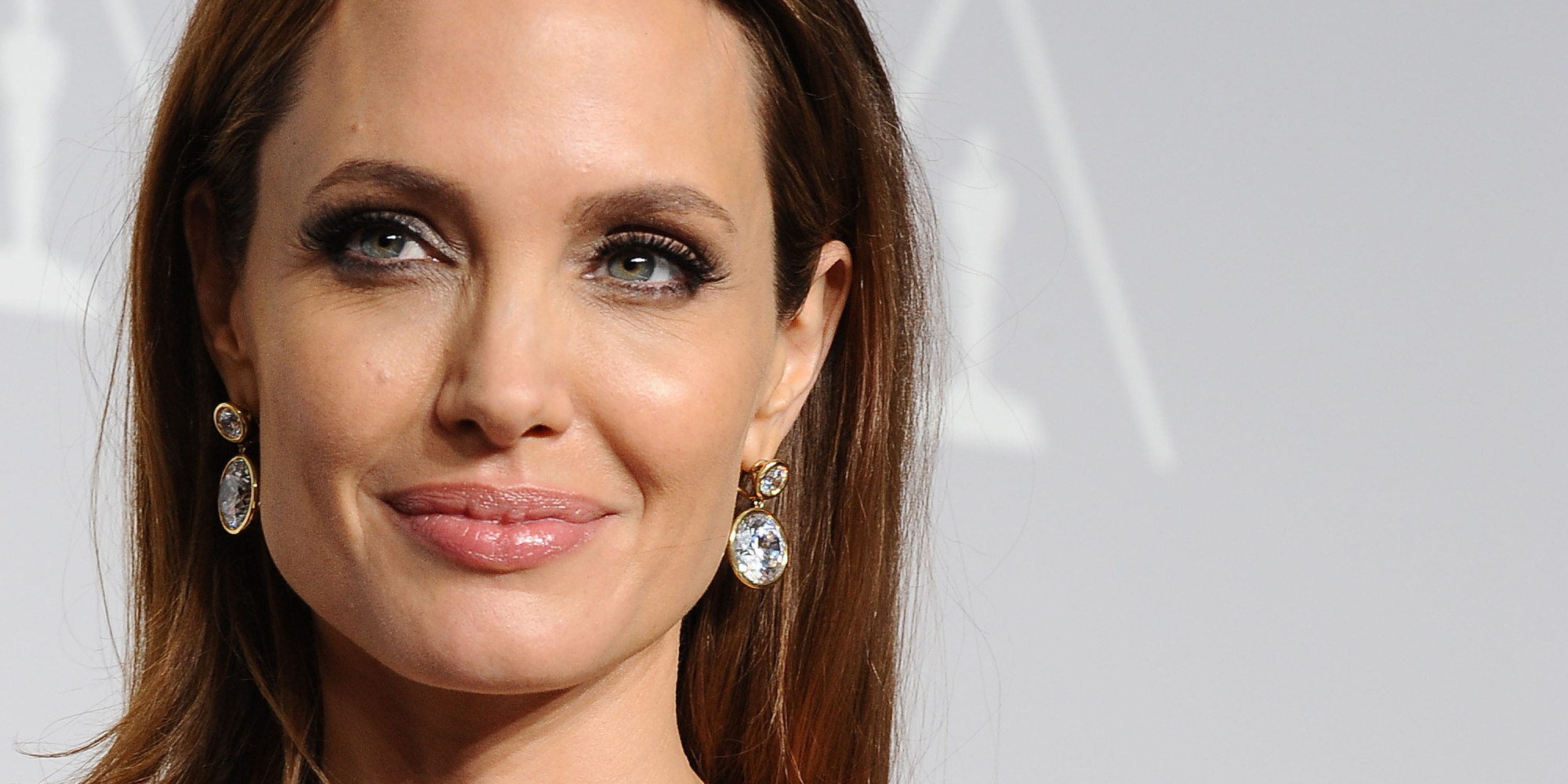 Angelina Jolie Opens Up About Angelina Jolie