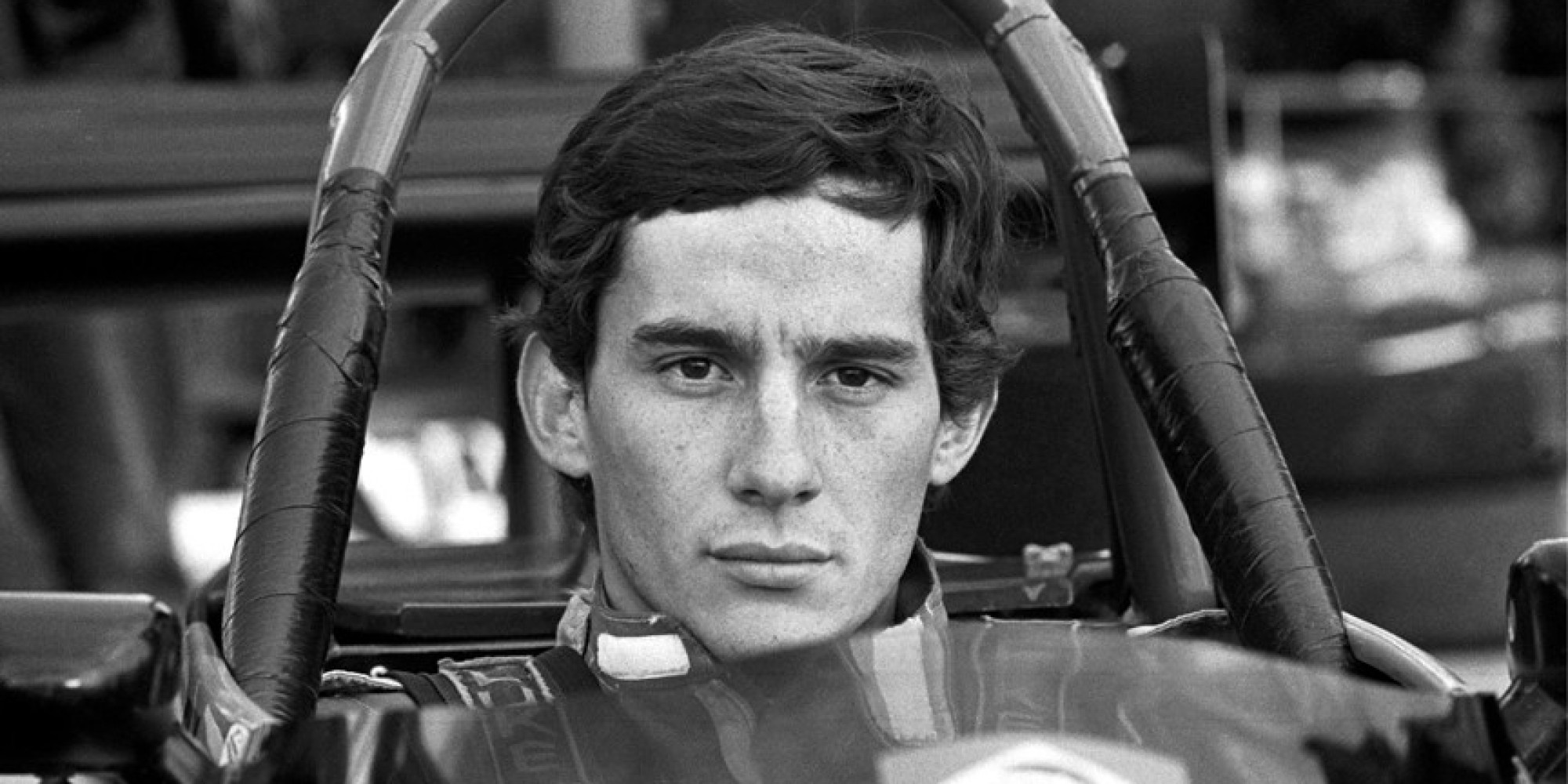 ayrton senna celebrated in exhibition 20 years after death photos. Black Bedroom Furniture Sets. Home Design Ideas