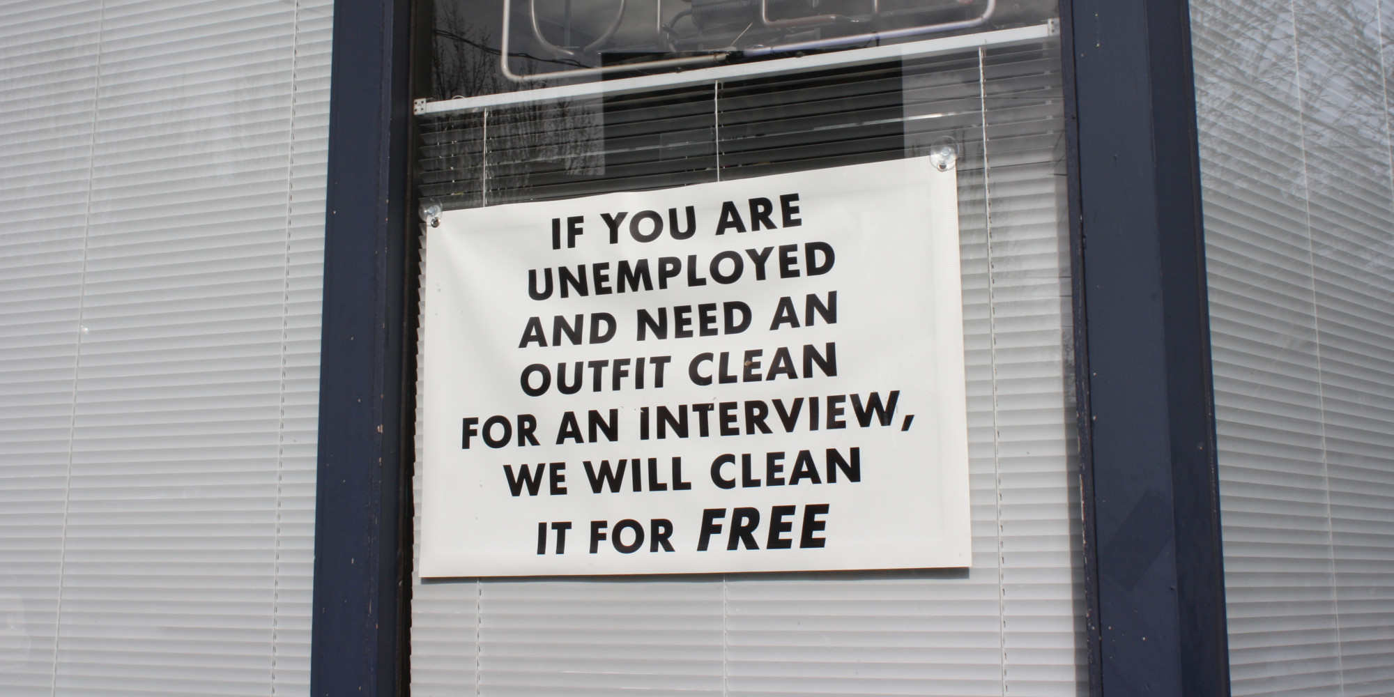 how a dry cleaning business helps the unemployed jobs the how a dry cleaning business helps the unemployed jobs the huffington post