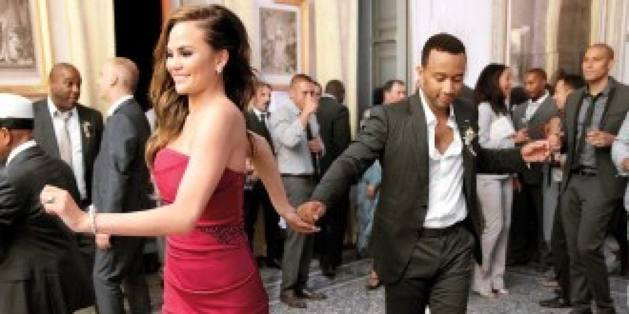 Chrissy Teigen Opens Up About Wedding Day Setback | HuffPost