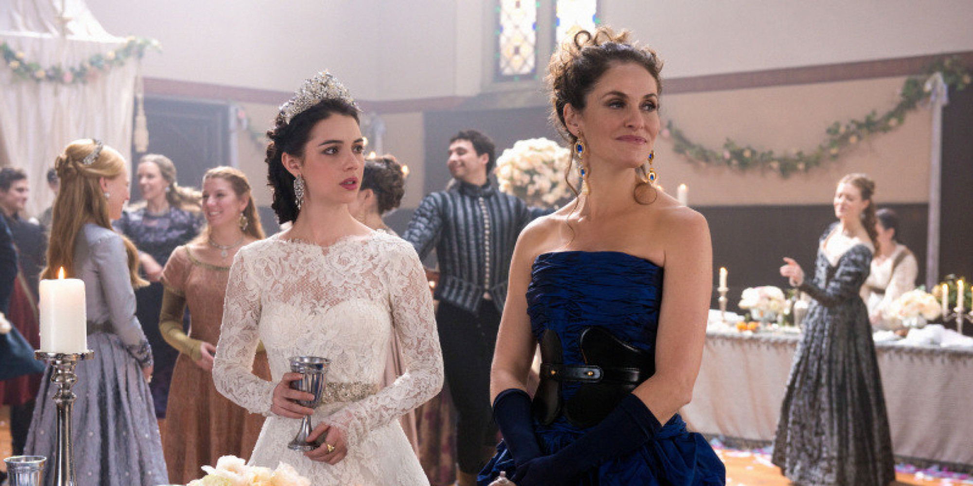 Reign Clip Shows Marys Final Wedding Decision