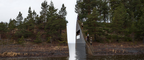 NORWAY SHOOTING MEMORIAL