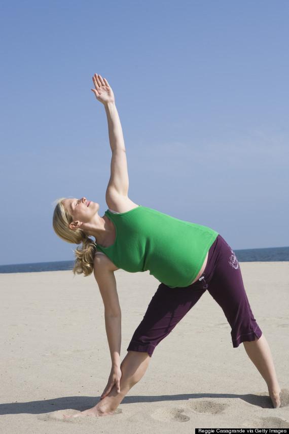 prenatal yoga