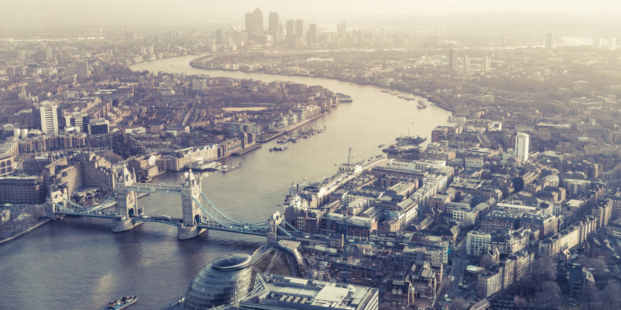London Is Best City In...