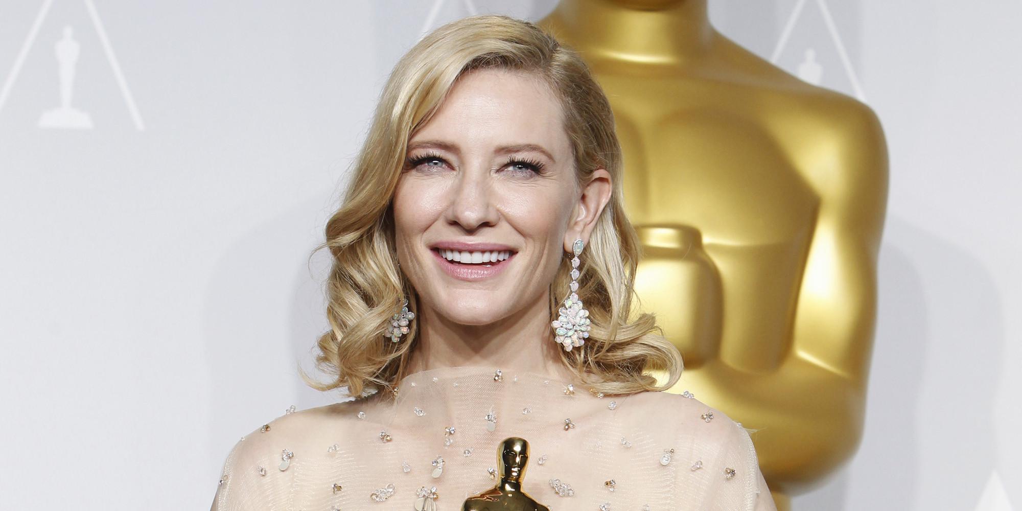 Cate Blanchett - australijskie aktorki
