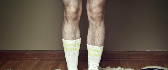 LEGS MAN HAIRY