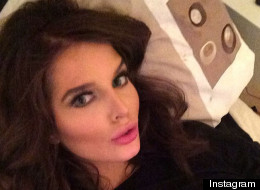 Helen Flanagan Flaunts New Brunette Locks On Instagram