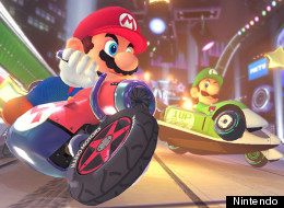 Mario Kart Is Back!