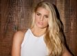 Jessica Simpson Stuns In A Tight White Dress In New Weight Watchers Ad
