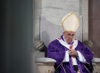 Pope Francis Took Rosary Cross From Casket Of 'Great Confessor'