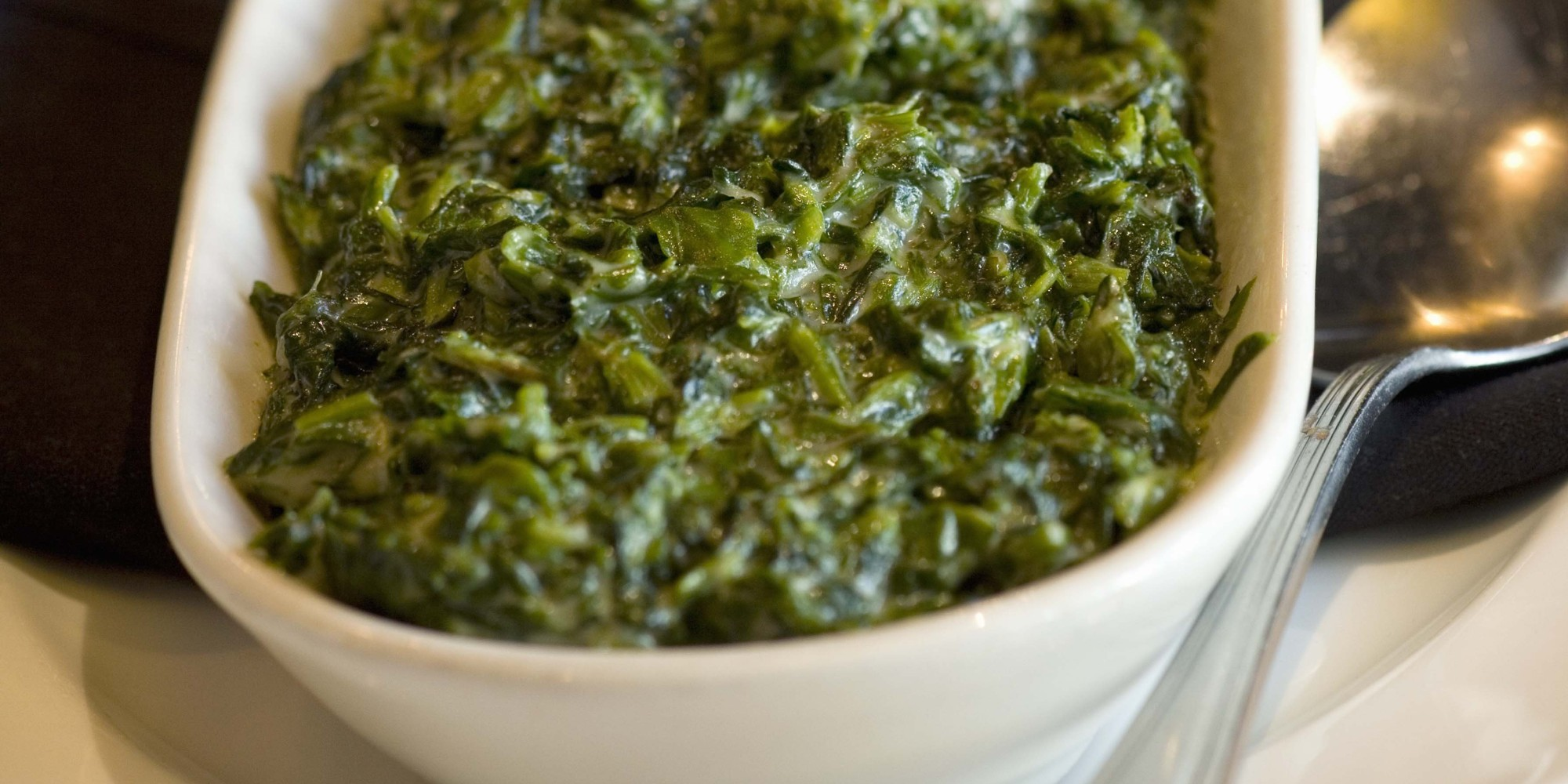 The Only Creamed Spinach Recipe You'll Ever Need