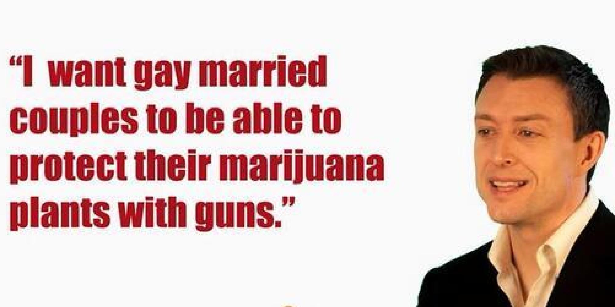libertarian pary on gay marriage