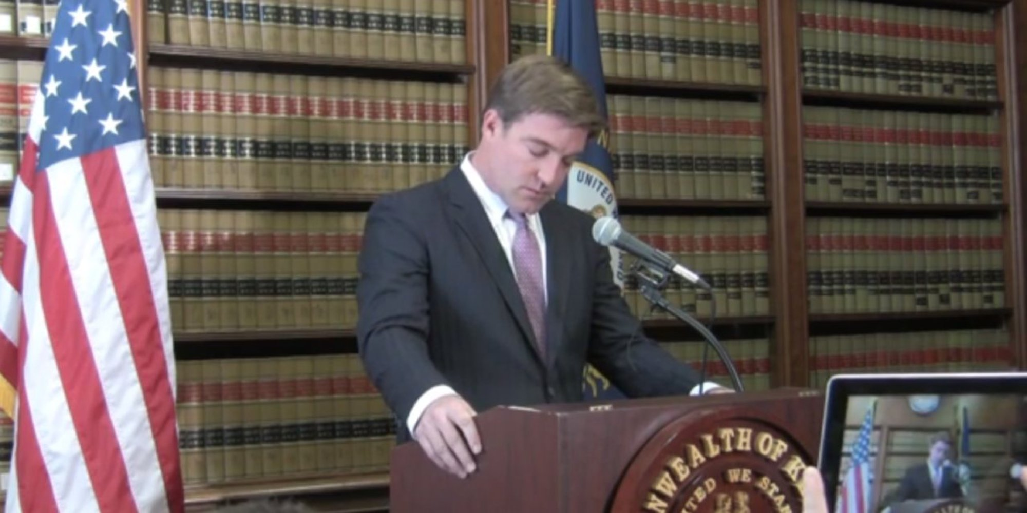 jack conway gay marriage issue