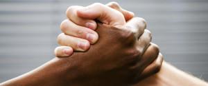 Racism Hands