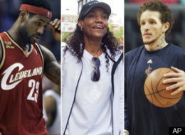 Lebron James Mom Delonte West Affair Gloria