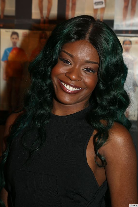 azealia banks green