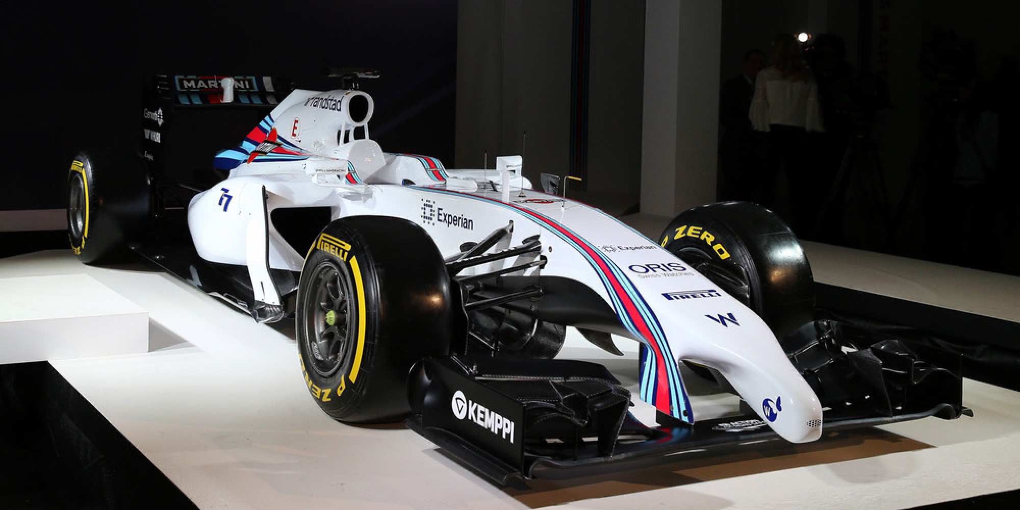williams racing f1