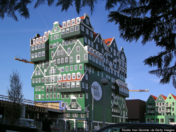 Zaandam is the little dutch town of your dreams huffpost for Designhotel holland