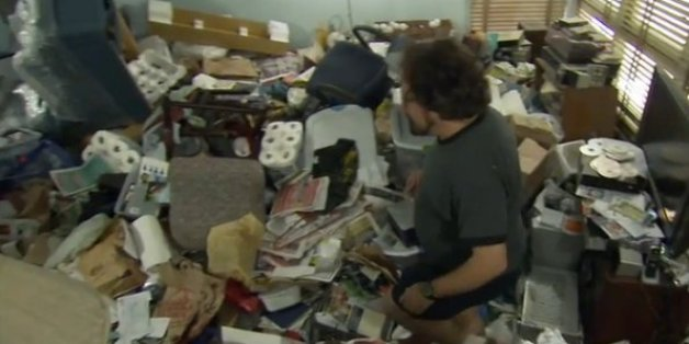 Hoarding Can Really Ruin A Relationship Tlc S Hoarding