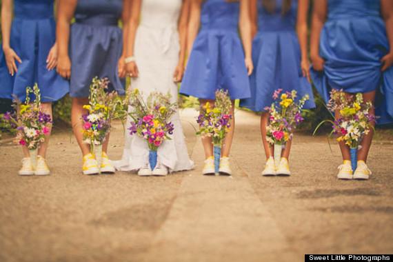 12 Ways To Add Irish Flair To Your Wedding Huffpost Life