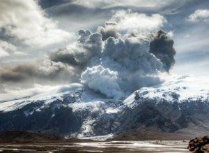 Iceland Volcano Timelapse Video
