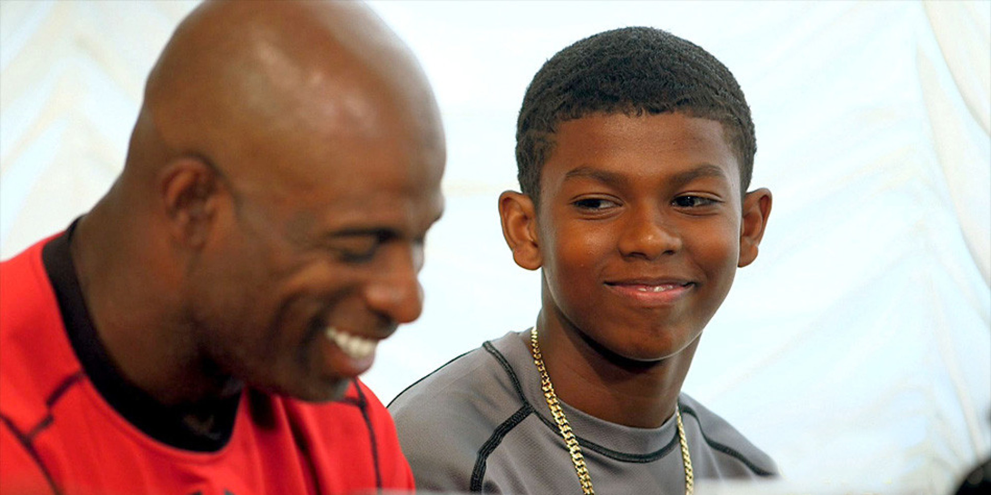 Deion Sanders And His Talented Teenage Son Play The Blues ...
