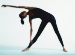 Yoga Poses: Unwind With Half Moon Pose