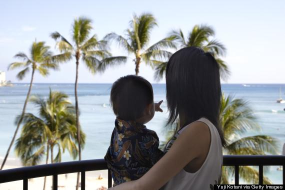 hawaii balcony