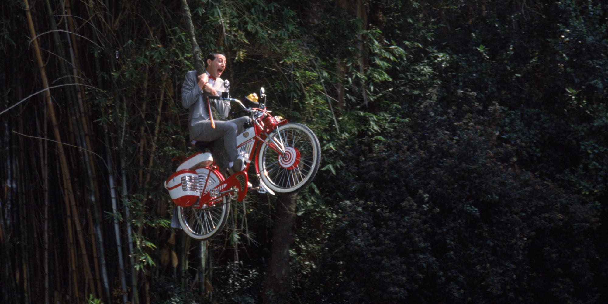 Pee wee hermans bike