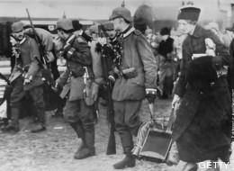 Viaje a las trincheras de la primera gran guerra