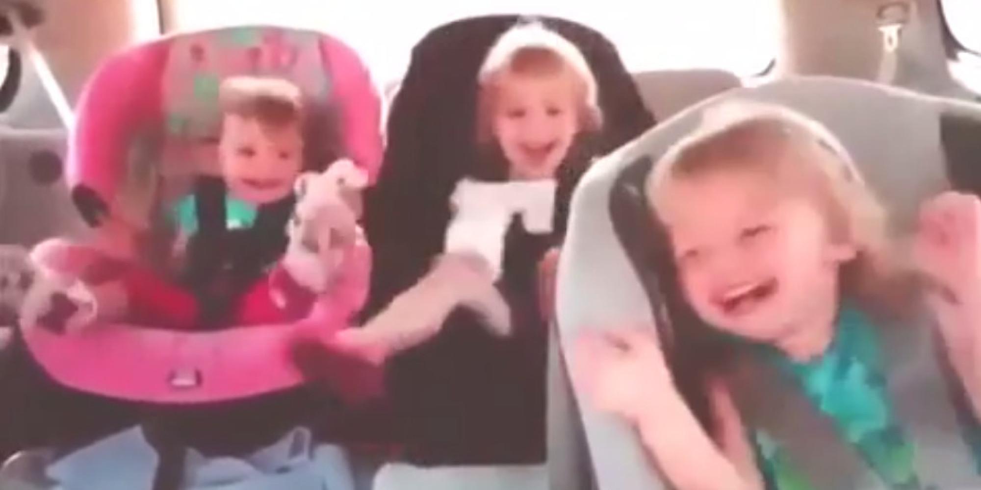 Backseat Sleeping Teen 90