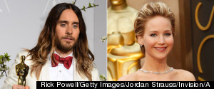 Jennifer Lawrence Jared Leto