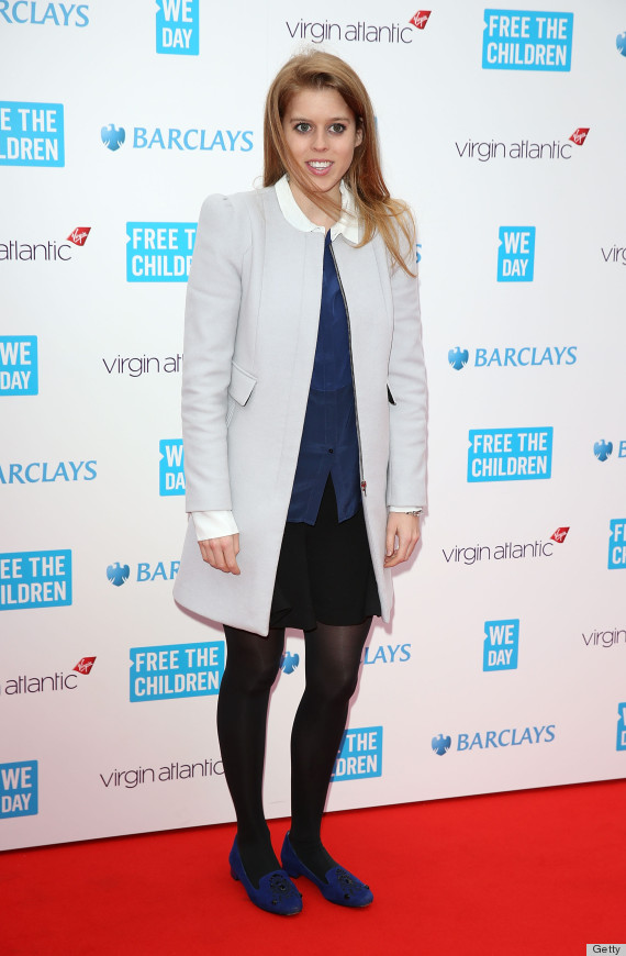 princess bea we day uk