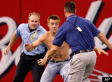 Shirtless Fan Storms Field In Rays-Mariners Game (PHOTO)