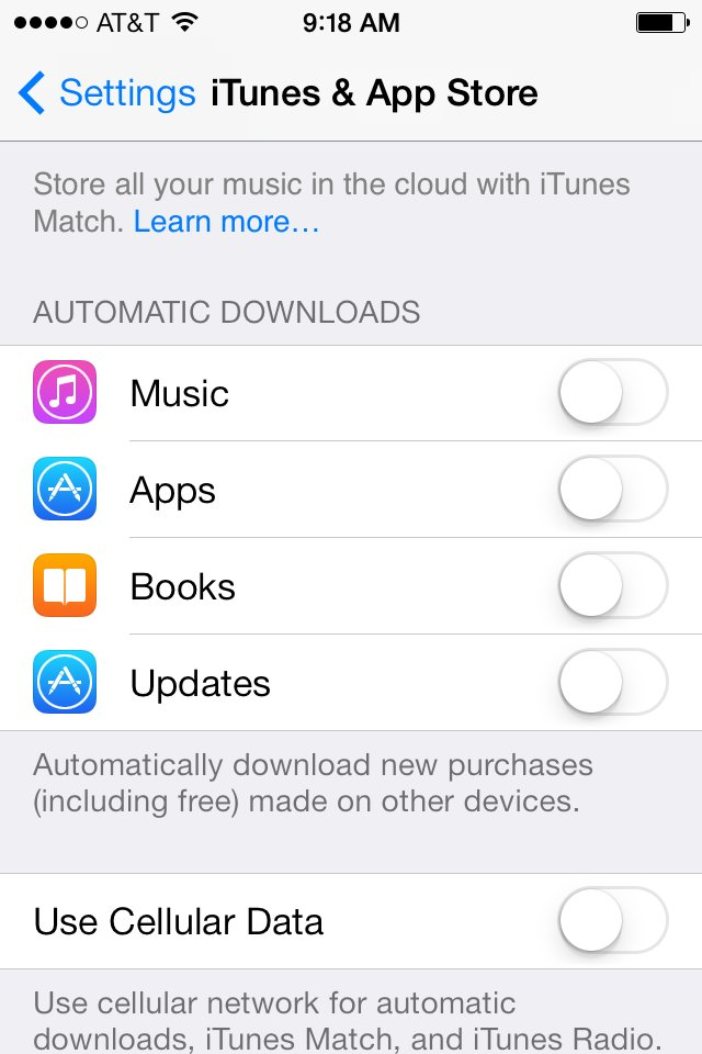 make iphone work better