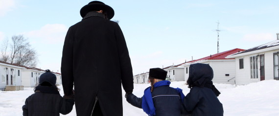 secte Lev Tahor