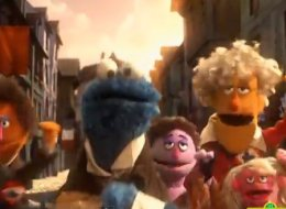 'Sesame Street's' New Version Of Les Mis Is Delicious