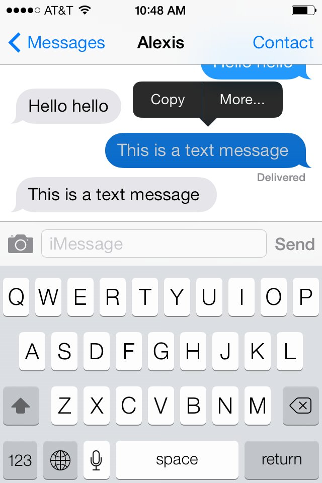 unknown text message on iphone 5 specific iphone tricks you need to right now 18126
