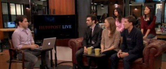 HUFFPOST LIVE ON CAMPUS