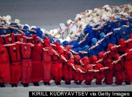 Jeux paralympiques de Sotchi: Vladimir Poutine donne le coup d'envoi (VIDÉO)