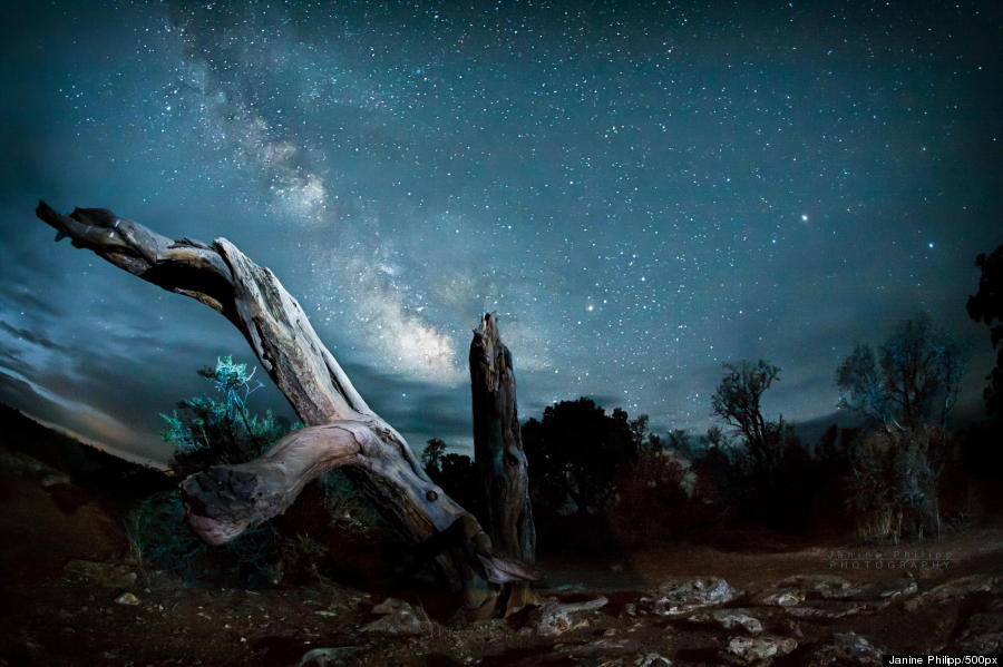 Views Of The Grand Canyon Are Even Better At Night | HuffPost