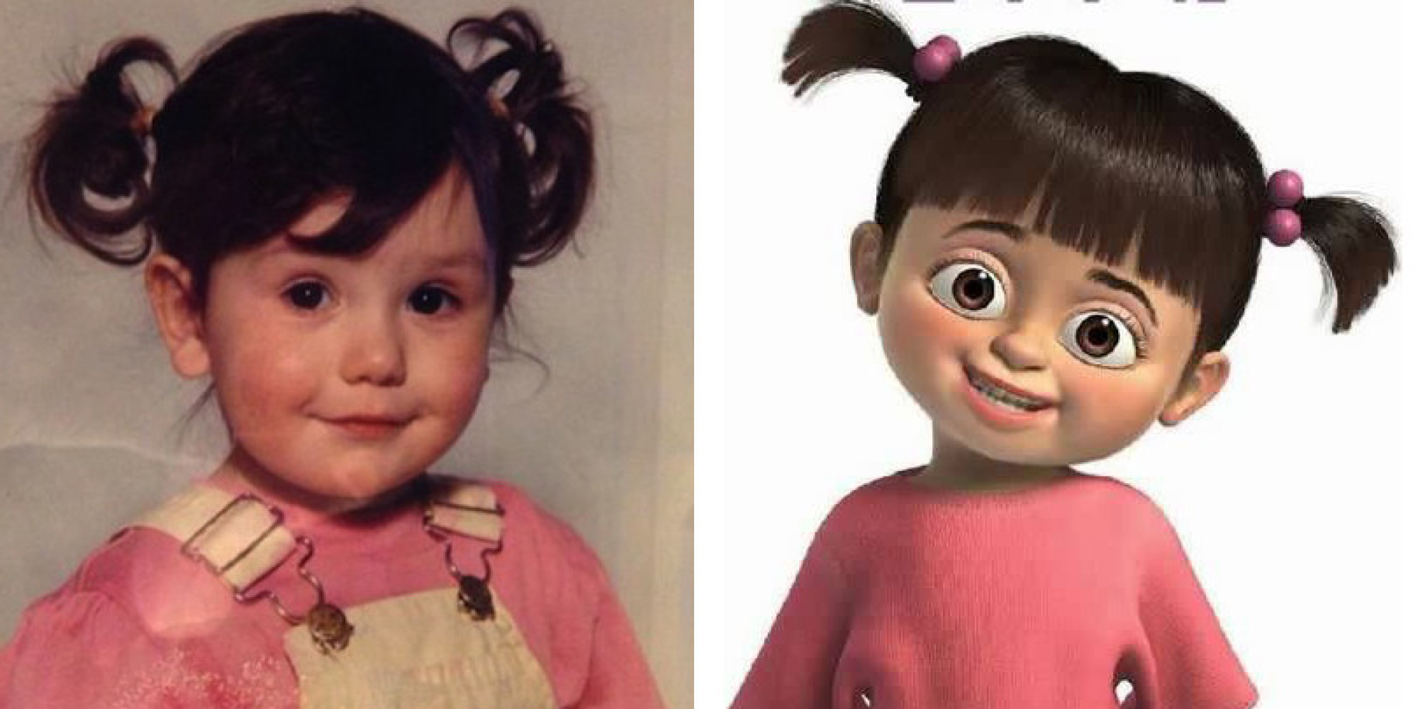 JWoww Looked Just Like Boo From 'Monsters, Inc.' When She ...