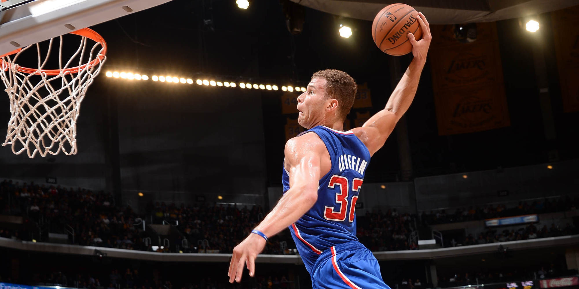 Blake Griffin And Chris Paul Teamed Up For Another Amazing Alley-Oop ...