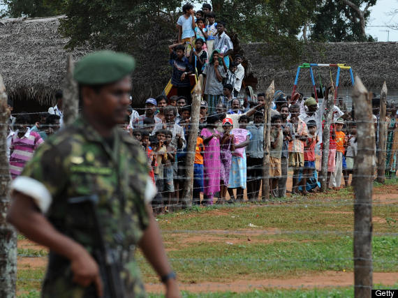 Sri Lanka War Crimes